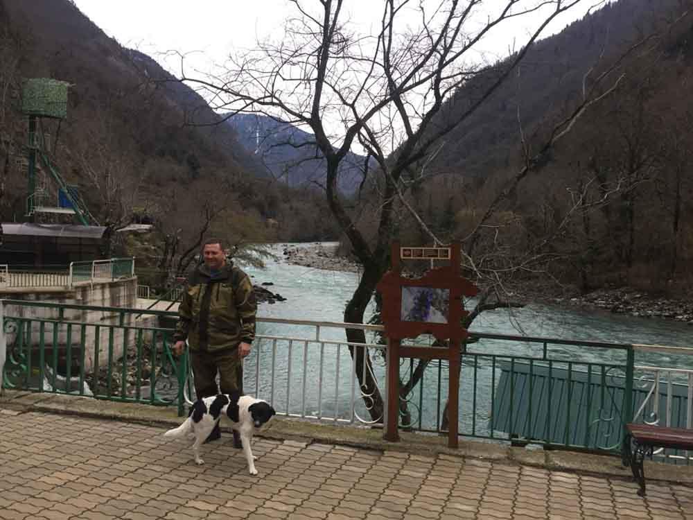 Индивидуальная экскурсия из Красной Поляны в Абхазию. 13.02.2019