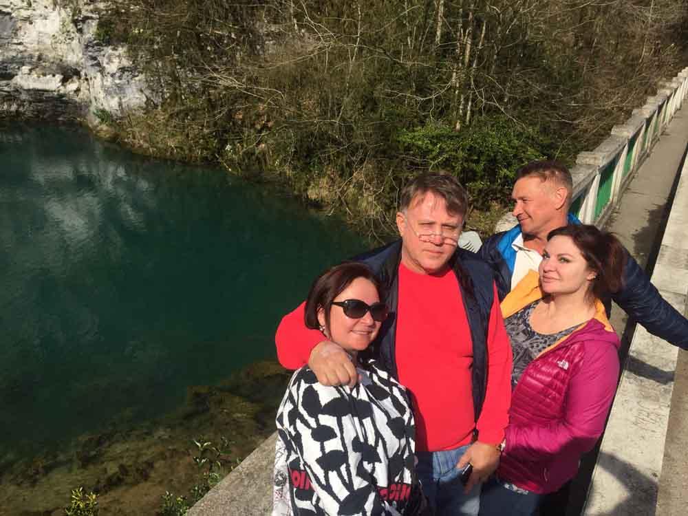 Экскурсия в Абхазию из Сочи 9 марта 2019