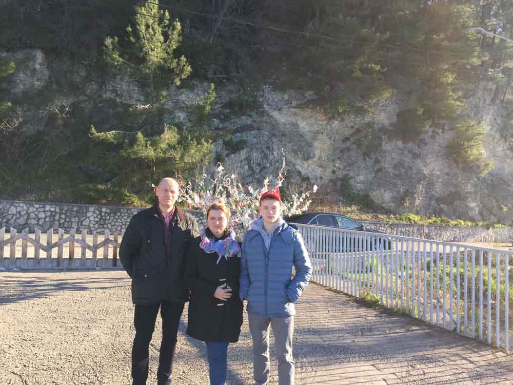 Индивидуальная экскурсия в Абхазию 25 марта 2019.