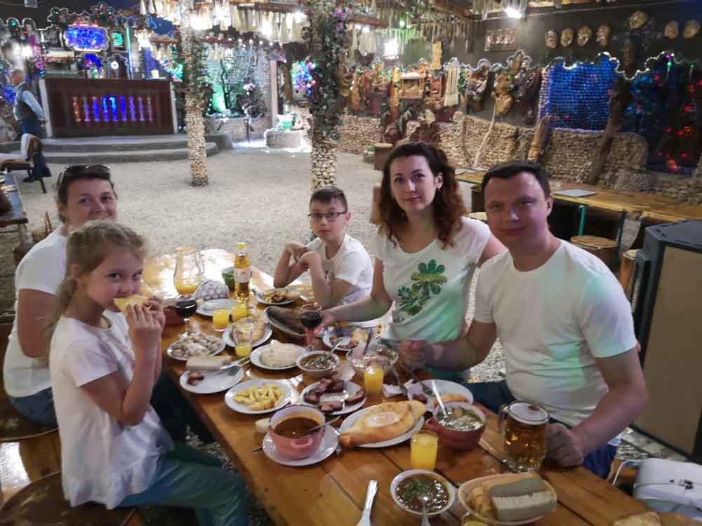Экскурсия из Адлера от отеля Имиритинский 5 мая 2019