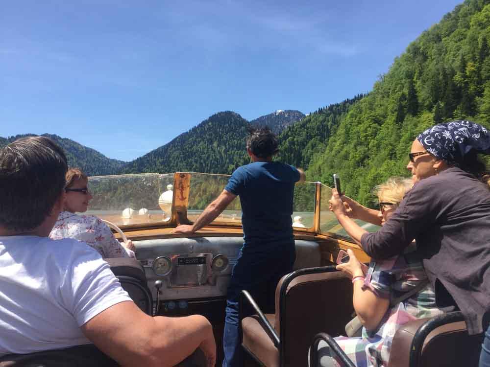Экскурсия в Абхазию 12 мая 2019