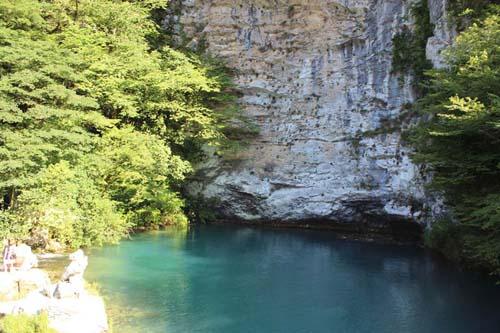 Экскурсия по малому кольцу в Абхазию